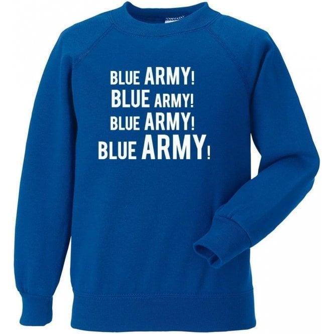 Blue Army! Sweatshirt (Ipswich Town)