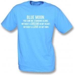 Blue Moon T-Shirt (Manchester City)