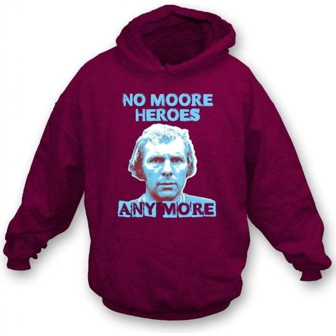 Bobby Moore - No Moore Heroes Hooded Sweatshirt
