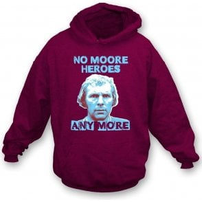 Bobby Moore - No Moore Heroes Hooded Sweatshirt