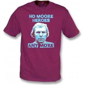 Bobby Moore - No Moore Heroes Kids T-Shirt
