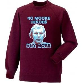 Bobby Moore - No Moore Heroes Sweatshirt
