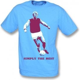 Bobby Moore - Simply the Best t-shirt