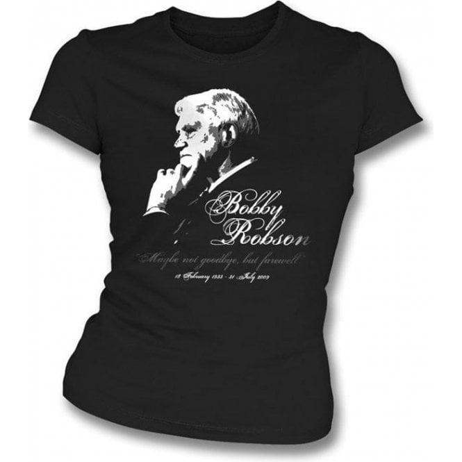 Bobby Robson - Legend Girls Slim Fit