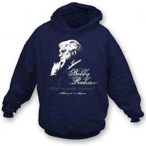 Bobby Robson - Legend Hooded Sweatshirt