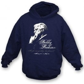Bobby Robson - Legend Hooded Sweatshirt