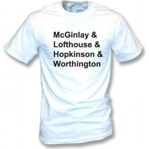 Bolton Legends t-shirt