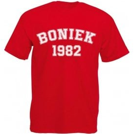 Boniek 1982 (Poland) Kids T-Shirt
