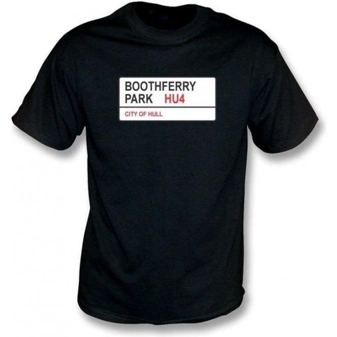 Boothferry Park HU4 (Hull City) T-Shirt