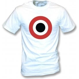 Bournemouth Classic Mod Target T-Shirt
