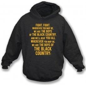 Boys Of The Black Country Hooded Sweatshirt (Wolverhampton Wanderers)