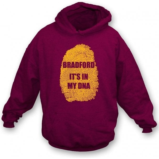 Bradford - It's In My DNA Hooded Sweatshirt