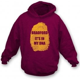 Bradford - It's In My DNA Hooded Sweatshirt