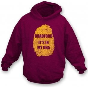 Bradford - It's In My DNA Kids Hooded Sweatshirt