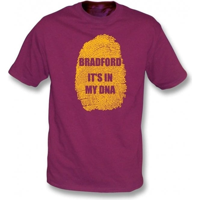 Bradford - It's In My DNA Kids T-Shirt