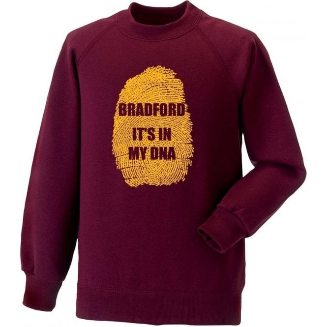 Bradford - It's In My DNA Sweatshirt