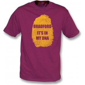 Bradford - It's In My DNA T-Shirt