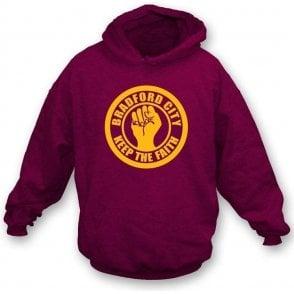 Bradford Keep the Faith Hooded Sweatshirt