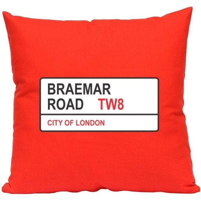 Braemar Road TW8 (Brentford) Cushion