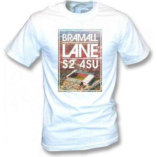 Bramall Lane S2 4SU (Sheffield United) T-Shirt