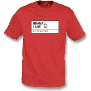 Bramall Lane S2 T-Shirt (Sheffield United)