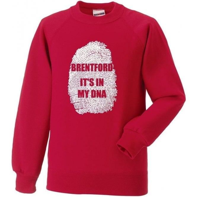 Brentford - It's In My DNA Sweatshirt