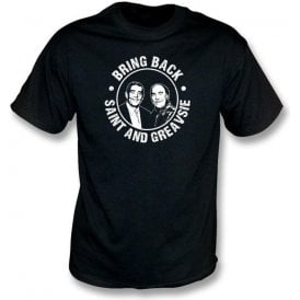 Bring Back Saint And Greavsie T-Shirt