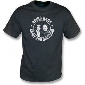 Bring Back Saint And Greavsie Vintage Wash T-Shirt