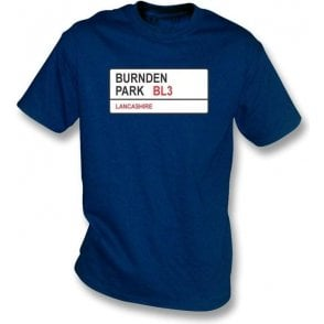 Burnden Park BL3 (Bolton) T-Shirt