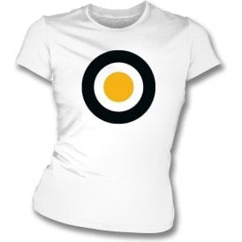 Cambridge Classic Mod Target Womens Slim Fit T-Shirt