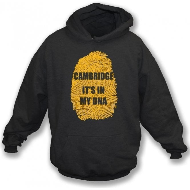 Cambridge - It's In My DNA Hooded Sweatshirt