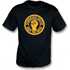 Cambridge Keep the Faith T-shirt