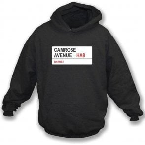 Camrose Avenue HA8 Hooded Sweatshirt (Barnet)