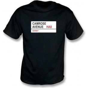 Camrose Avenue HA8 T-Shirt (Barnet)