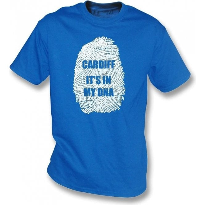 Cardiff - It's In My DNA Kids T-Shirt