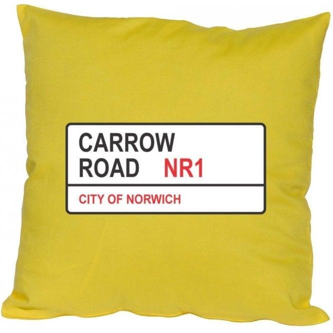 Carrow Road NR1 (Norwich City) Cushion