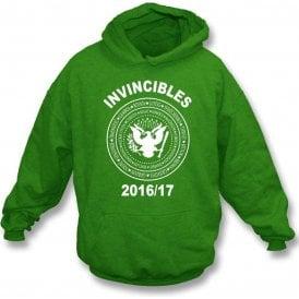 Celtic Invincibles 2016/17 (Ramones Style) Hooded Sweatshirt