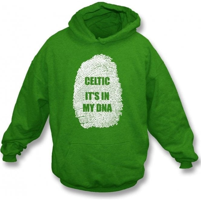Celtic - It's In My DNA Hooded Sweatshirt
