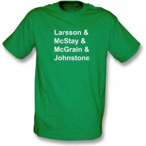 Celtic Legends t-shirt