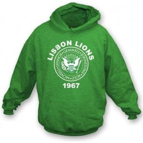Celtic Lisbon Lions 1967 hooded sweatshirt