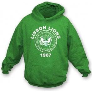 Celtic Lisbon Lions 1967 hooded sweatshirt
