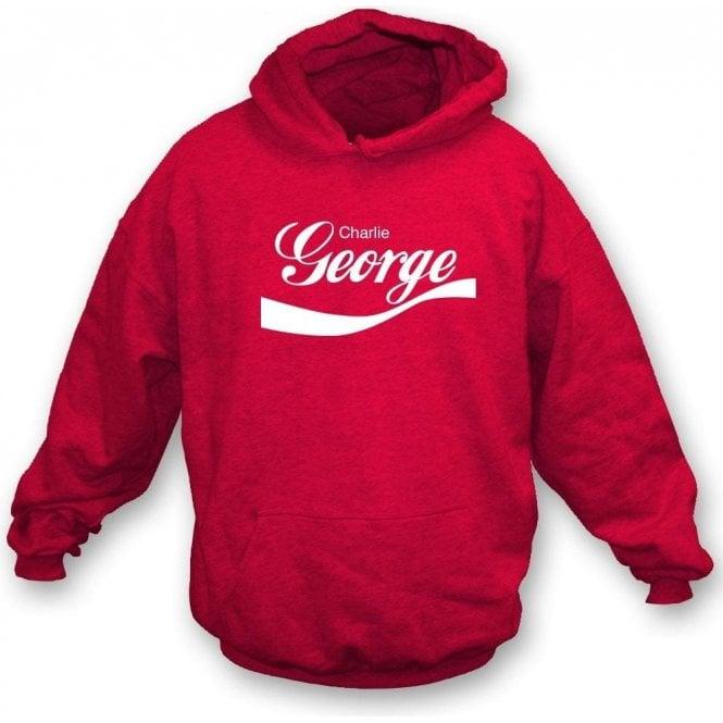 Charlie George (Arsenal) Enjoy-Style Hooded Sweatshirt