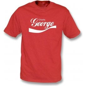 Charlie George (Arsenal) Enjoy-Style Kids T-Shirt