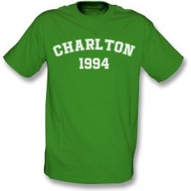 Charlton 1994 (Republic of Ireland) Kids T-Shirt