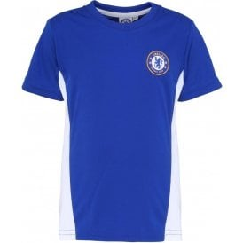 Chelsea FC Kids Performance T-Shirt
