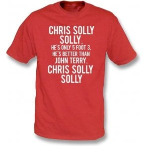 Chris Solly (Charlton Athletic) T-Shirt