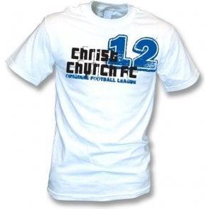 Christchurch FC (Bolton) t-shirt