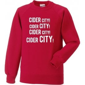 Cider City! Sweatshirt (Bristol City)