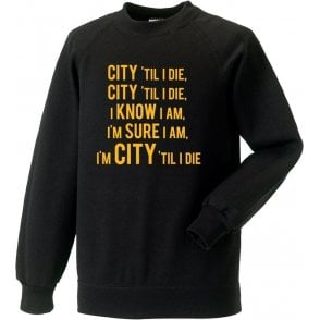 City 'Til I Die Sweatshirt (Hull City)