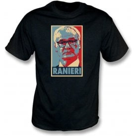 Claudio Ranieri - Hope Poster (Fulham) Kids T-Shirt
